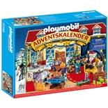 Playmobil Adventskalender Jul i Leksaksaffären