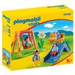 Playmobil 1-2-3 Barnens Lekplats