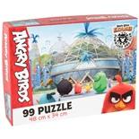 Peliko Pussel 99 Bitar Angry Birds