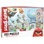Peliko Pussel 252 Bitar Angry Birds
