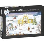 Kärnan Pussel 1000 Bitar Jul i Sverige