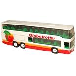 Siku Buss Dubbeldäckare Globetrotter 1:55