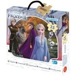 Kärnan Träpussel 25 Bitar Disney Frost 2