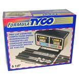 Tyco Pro Lap Counter - Varvräknare