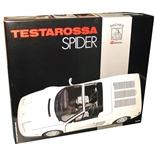 Pocher Rivarossi Ferrari Testarossa Spider Vit 1:8