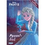 Kärnan Pysselbok Disney Frost 2 med Klistermärken