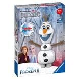 Ravensburger 3D Pussel 54 Bitar Disney Frost 2 Olof
