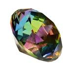 Diamant i Glas Multicolor 5 cm