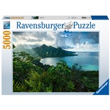Ravensburger Pussel 5000 Bitar Hawaiian Viewpoint