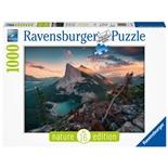 Ravensburger Pussel 1000 Bitar Rugged Rocky Mountains