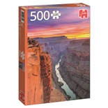 Jumbo Pussel 500 Bitar Grand Canyon USA
