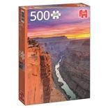 Jumbo Pussel 500 Bitar Grand Canyon USA