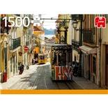 Jumbo Pussel 1500 Bitar Lisboa Portugal