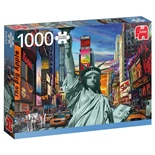 Jumbo Pussel 1000 Bitar New York City