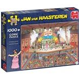 Jan van Haasteren Pussel 1000 Bitar Eurosong Contest