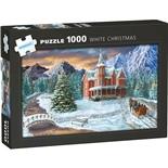 Kärnan Pussel 1000 Bitar White Christmas