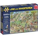 Jan van Haasteren Pussel 1000 Bitar VM Cyclocross