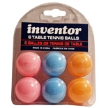Bordtennisbollar Junior 6-Pack