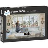 Kärnan Pussel 1000 Bitar Carl Larsson - Blomsterfönstret