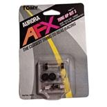 Tomy AFX Aurora Tune-Up Kit No 3 - Fram- o Bakaxel med Däck