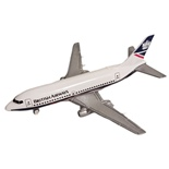 ERTL Jet Tran Flygplan Boeing 737 British Airways