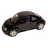 Bburago Volkswagen New Beetle -98 1:18 Svart