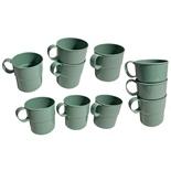 Orthex Kaffemugg i Plast 3 dl 10-Pack