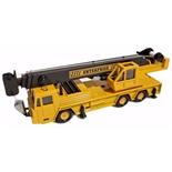 Majorette Construction Enterprise Kranbil 24 cm