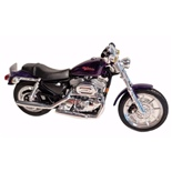 Maisto Harley Davidson 2000 Sportster 1200 Custom 1:18