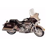 Maisto Harley Davidson FLHT Electra Glide 1:18