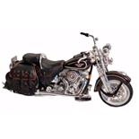Maisto Harley Davidson FLSTS Heritage Springer 1:18