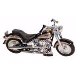 Maisto Harley Davidson FLSTF Fat Boy 1:18