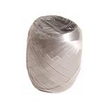 Presentsnöre 5 mm x 20 m Silver
