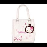 Hello Kitty Handväska liten vit Blossom