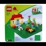 LEGO Duplo Stor Grön Byggplatta