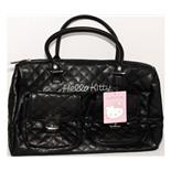 Hello Kitty Väska Multipocket Medium Svart