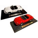 Maisto Porsche 911 Speedster -89 1:18