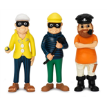 Micki Pippi Blom, Dunderkarlsson & Efraim
