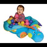 K´s Kids Drake med 60 lekbollar Blå