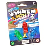 Fingerlampor LED 4-pack