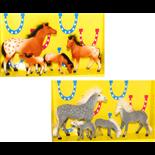 Pony World Highland Ponny Familj  1 set