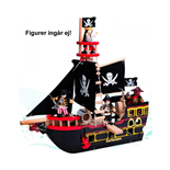 Le Toy Van Barbarossa Piratskepp