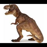 Papo Tyrannosaurus Rex Brun