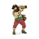 Papo Pirat med Kanon