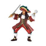 Papo Piratkapten med Krok