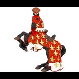 Papo Prins Philips Häst Röd