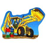Orchard Toys Pussel 20 Bitar Big Digger