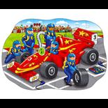 Orchard Toys Pussel 45 Bitar Big Racing Car