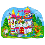 Orchard Toys Pussel 40 Bitar Magical castle