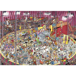 Jan van Haasteren Pussel 1000 Bitar The Circus